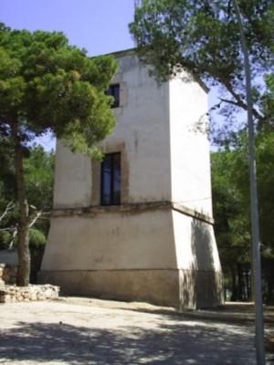 Torre de Sant Antoni. Fotografía Emilio Borque.