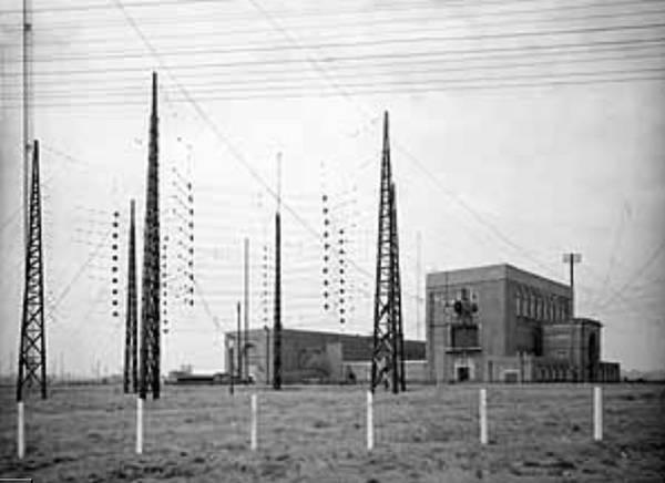 Estación radiotelegráfica