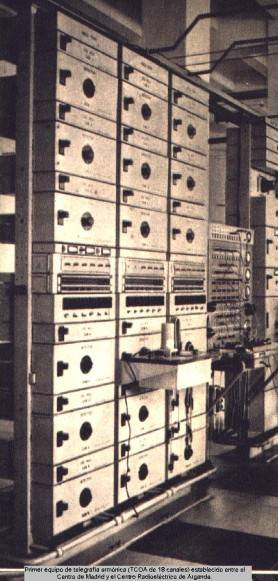 Telegrafía armónica