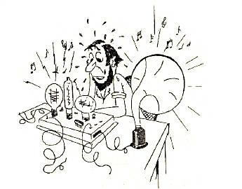 1895 Popov descubre su receptor radioelectrico Philippe Constantin (