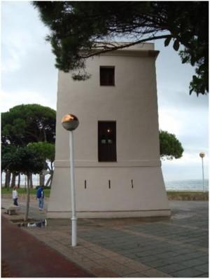 La torre después de la última restauración. Foto: Emilio Borque.