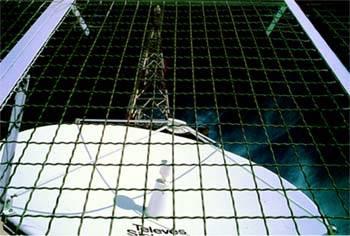 Composición con antenas sin identificar