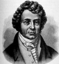 AMPÈRE, André-Marie