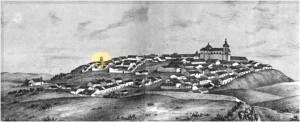 Fuente: Antón Rodríguez, Eduardo. Guía del Viajero por ferrocarril de Sevilla a Cádiz. Novedades. 1864