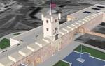 Imágen 3D de la torre Mathé (erbato)