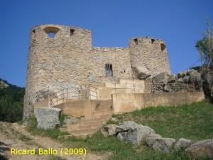Carmanxell. Foto R. Ballo 2009.