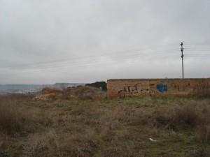 Estado actual de la zona. Fotografía cortesía de Roberto Sánchez Vicente.