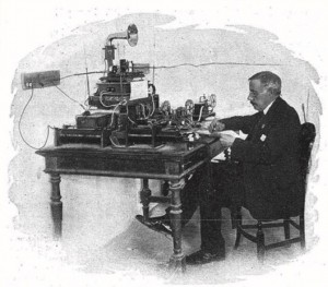 Gonzalo Brañas Fernández, EA1BY (1866-1948). Ilustre radioaficionado gallego, inventor del Cimaciógrafo