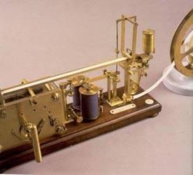 Receptor Morse especial para cable Breguet.