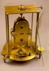 Galvanómetro Lord Kelvin.