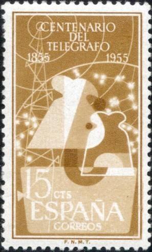 Centenario del  telégrafo