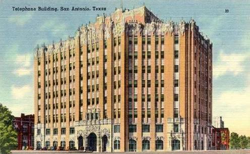 Centrales telefónicas norteamericanas en los años 20. Estudio de la formación de una tipología arquitectónica