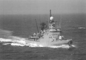 La transformación de la construcción naval militar. Historia de una mariposa