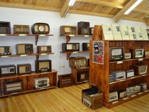 Museo de la Historia de la Radio y de las Comunicaciones. Villaluenga de la Vega (Palencia)