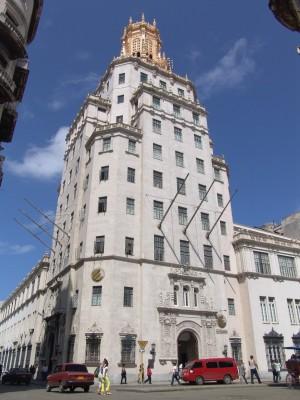 Museo de Historia de las Telecomunicaciones en La Habana (Cuba)