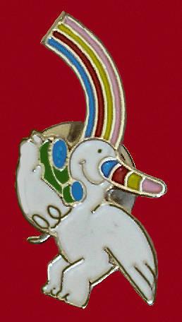 Curro. Mascota oficial de la Exposición Universal de Sevilla 1992