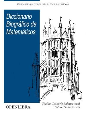 Diccionario biográfico de matemáticos