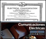 Electrical Communication / Comunicaciones Eléctricas