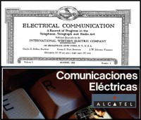 Electrical Communication / Comunicaciones Eléctricas