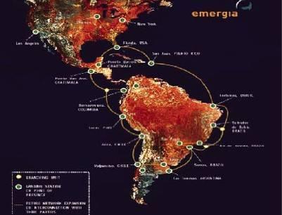 Una infraestructura submarina para soportar el desarrollo de las telecomunicaciones en América Latina