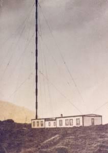Estación costera, Monte Cabo Finisterre