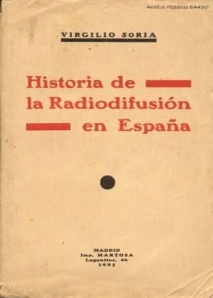 Historia de la radiodifusión en España