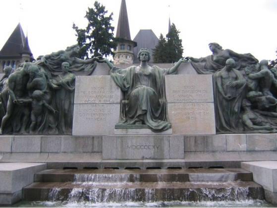 Monumento a la Unión Telegráfica Internacional