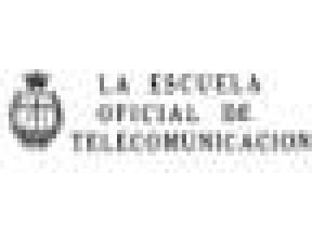 El seminario de la Escuela Oficial de Telecomunicación