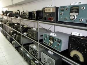 Museo de la Unión de Radioaficionados Españoles, URE (Madrid)