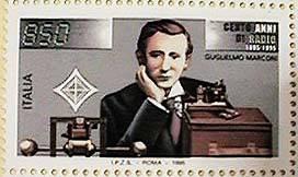 Cien años de Radio 1895-1995. Marconi (Italia)