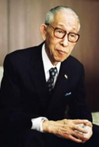 MATSUSHITA, Konosuke