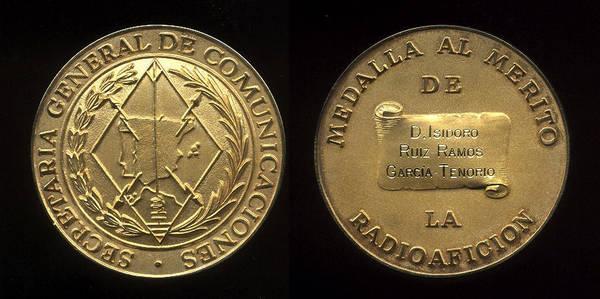 Medalla al Mérito de la Radioafición