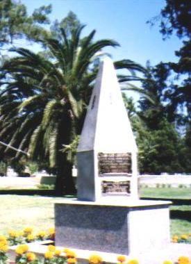 Monumento a los Radioaficionados argentinos y del mundo