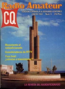 Monumento al Radioaficionado en Güimar