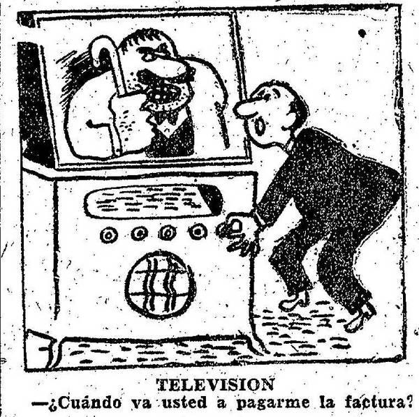 Televisión (