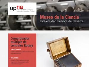 Museo de la Ciencia UPNA (Pamplona)