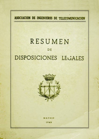 Resumen de disposiciones legales