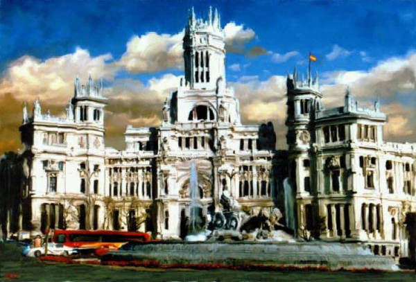 Palacio de Comunicaciones: Past, Present and Future
