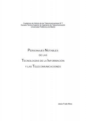 Personajes notables de las Tecnologías de la Información y las Telecomunicaciones