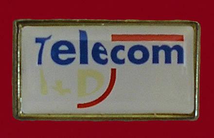 Pin de Telecom I+D