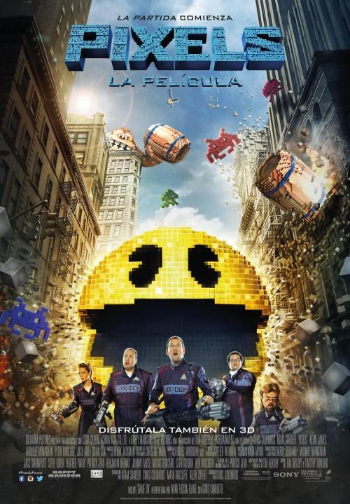 Pixels: La película