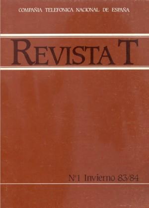 Revista T Nº1 Invierno 83/84