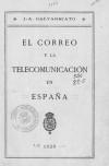El Correo y la Telecomunicación en España