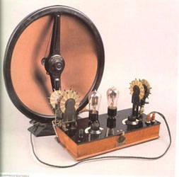 Uno de los primeros receptores de válvulas.