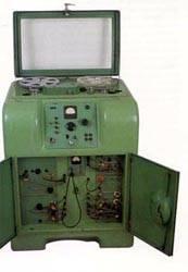 Primitivo magnetófono de cinta.