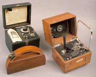 Ondámetros, aparatos para la medida de frecuencias.