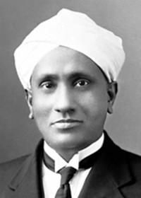 RAMAN, Chandrasekhara Venkata