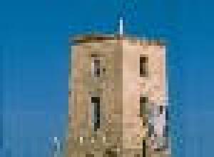 Telefónica Móviles España restaura en Adanero (Ávila) una torre de telegrafía óptica de 1846