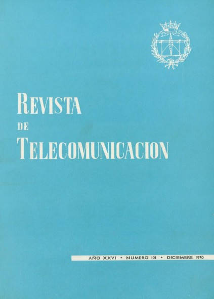 Revista de Telecomunicación