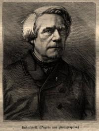 RUHMKORFF, Heinrich Daniel